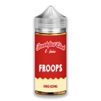 Froops by Breakfast Club E-Liquid - 120ml