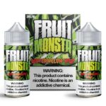 Fruit Monsta E-Liquids - Kiwi Watermelon - 2x100ml / 0mg