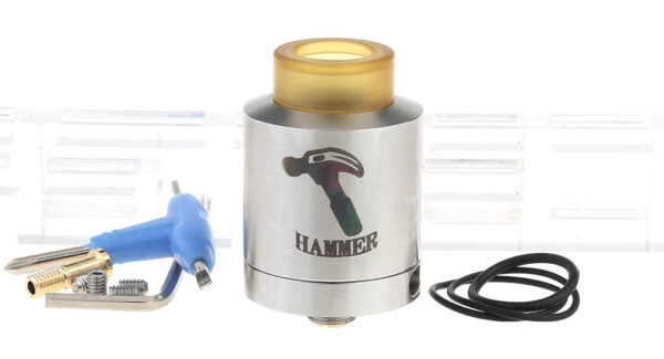 Giant Vape Hammer RDA Rebuildable Dripping Atomizer