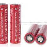 Gpower IMR 18650 3.7V 2600mAh Rechargeable Li-Mn Batteries (4-Pack)