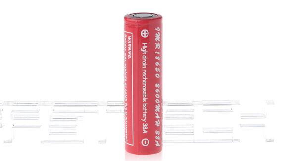 Gpower IMR 18650 3.7V 2600mAh Rechargeable Li-Mn Battery