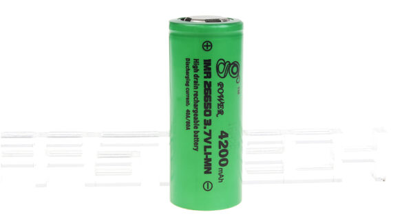 Gpower IMR 26650 3.7V 4200mAh Rechargeable Li-Mn Battery