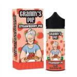 Granny's Pie Strawberry Pie Virtue Vape E-liquid