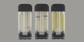 Hangsen IQ Level Replacement Nicotine Salt Pod Cartridge