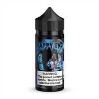 Happy End Blue Cotton Candy by SadBoy E Liquid