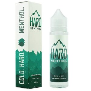 Hard Menthol Premium E-Liquid - Hard Menthol - 100ml / 0mg