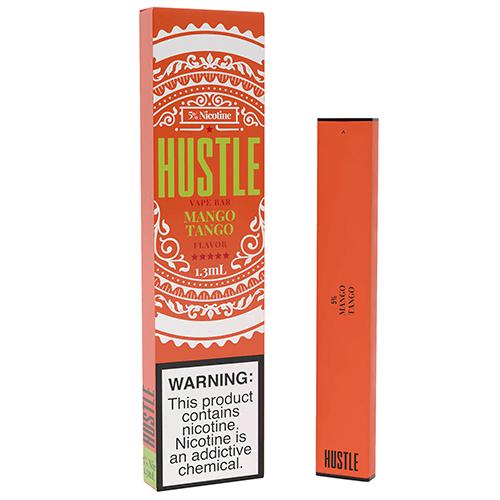 Hustle - Disposable Vape Device - Mango Tango - 1.3ml / 50mg