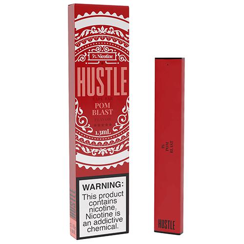 Hustle - Disposable Vape Device - Pom Blast - 1.3ml / 50mg