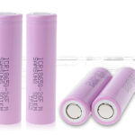 ICR 18650-26F 3.7V 2600mAh Rechargeable Li-ion Batteries (4-Pack)