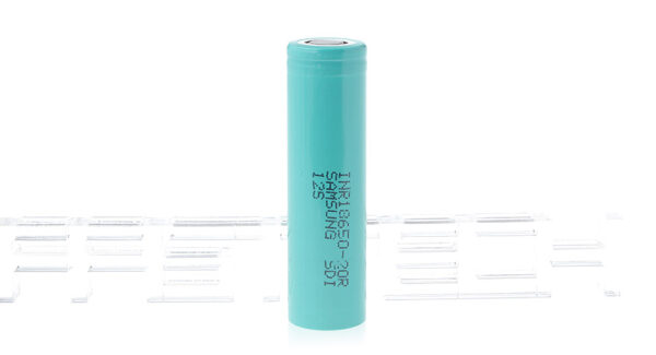 INR 18650-20R 3.7V 2000mAh Rechargeable Li-ion Battery