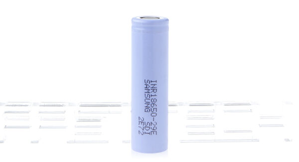 INR 18650-29E 3.6V 2900mAh Rechargeable Li-ion Battery