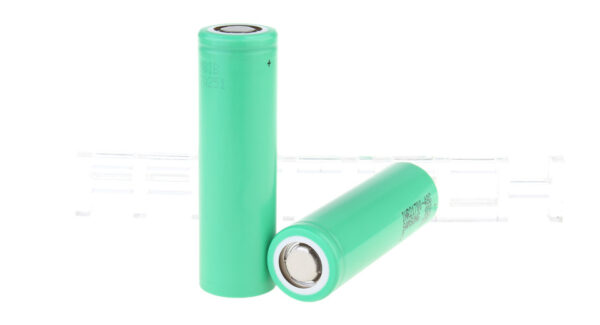 INR 21700-48G 3.6V 4800mAh Rechargeable Li-ion Battery (2-Pack)