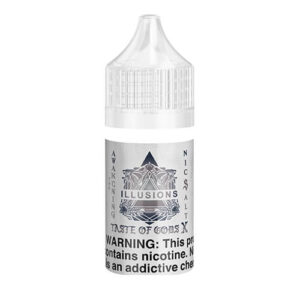 Illusions Vapor Nic Salt - Taste of Gods X - 30ml / 25mg