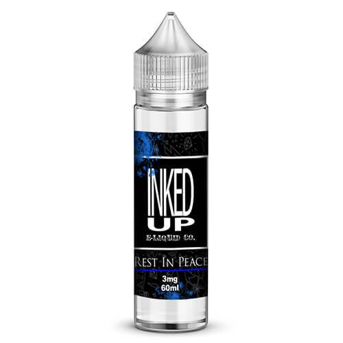 Inked Up E-Liquid - Rest In Peace - 60ml - 60ml / 0mg