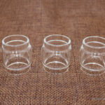 Iwodevape Replacement Glass Tank for Aspire Cleito Clearomizer (5-Pack)