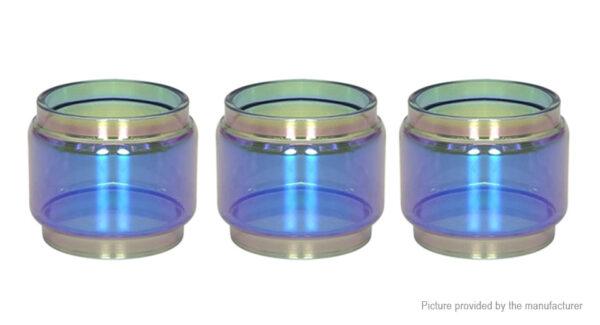 Iwodevape Replacement Glass Tank for Berserker MTL RTA Atomizer (3-Pack)