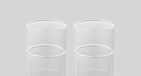 Iwodevape Replacement Glass Tank for IJOY EXO RTA Atomizer (2-Pack)
