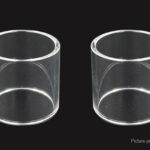 Iwodevape Replacement Glass Tank for The Council of Vapor Vengeance (2-Pack)