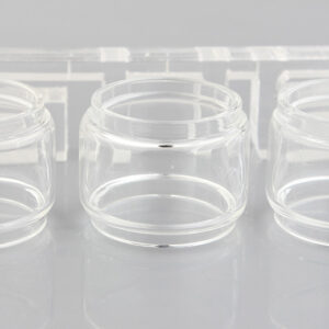 Iwodevape Replacement Glass Tank for Uwell Crown 4 IV (3-Pack)