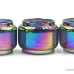 Iwodevape Replacement Glass Tank for VOOPOO Rimfire RTA (3-Pack)