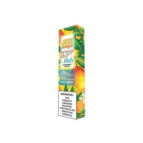 Just Mango Orange Kiwi Fresh Disposable Vape Pen