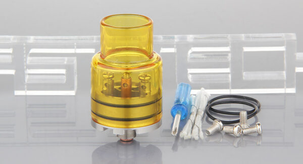 KENNEDY V4 Mini Styled RDA Rebuildable Dripping Atomizer