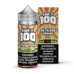KiBerry Killa by Keep it 100 E-Liquid 100ml