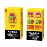 Killa Fruits Disposable (5%)- Box of 10 - Lush Ice