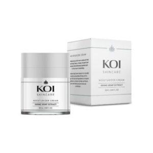 Koi Skincare CBD Moisturizer Cream