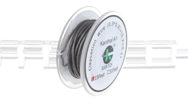 Kuken Tech Kanthal A1 Clapcetion Heating Wire