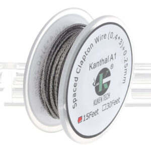 Kuken Tech Kanthal A1 Spaced Clapton Heating Wire