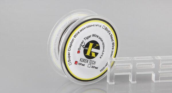 Kuken Tech Kanthal A1 Super Tiger Heating Wire