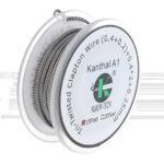 Kuken Tech Kanthal A1 Tri-Twisted Clapton Heating Wire