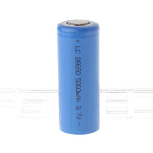 LC 26650 3.7V 5000mAh Rechargeable Li-ion Battery
