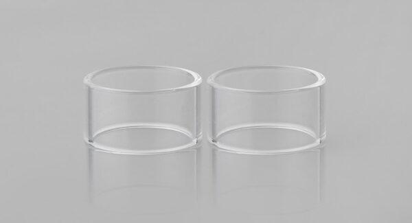 LONG TAI Replacement Borosilicate Glass Tank for Avocado 22 RDTA (2-Pack)