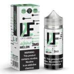 LYF E-Liquid - Alpine Melon - 100ml / 0mg