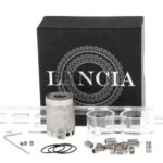 Lancia Styled RDA Rebuildable Dripping Atomizer