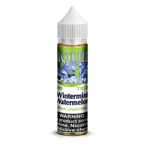 Liquid Ice eJuice - Wintermint Watermelon - 60ml / 0mg