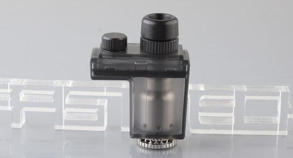 MECHLYFE Ratel XS Replacement Pod Cartridge w/ Dual Coil RBA Deck