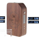 MSK 150W TC VW Variable Wattage APV Box Mod