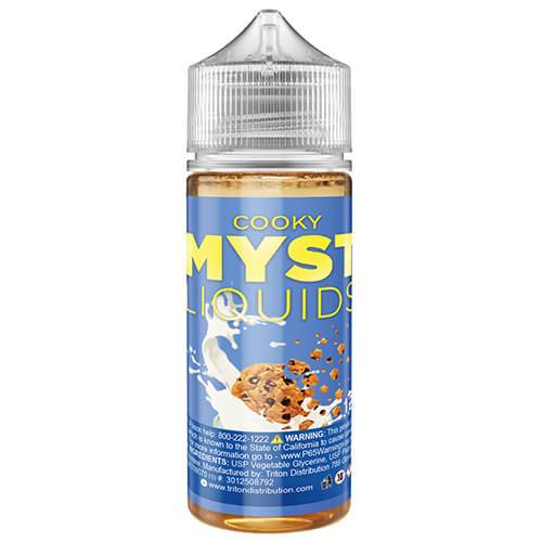 MYST Liquids - Cooky - 120ml / 0mg