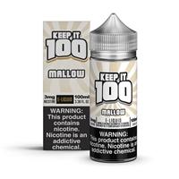 Mallow Man by Keep it 100 E-Liquid 100ml