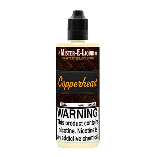 Mister E Liquid - Copperhead - 65ml / 0mg
