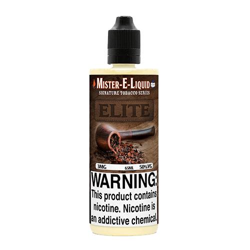 Mister E Liquid - Elite - 65ml / 0mg