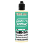 Mister E Liquid - Menthol - 65ml / 0mg