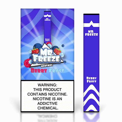 Mr. Freeze Disposable - Berry Frost - 1.3ml / 50mg