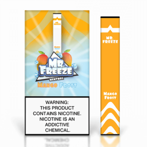 Mr. Freeze Disposable - Mango Frost - 1.3ml / 50mg
