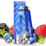 Mr. Freeze Disposable PLUS - Blue Raspberry Frost - 3ml / 50mg