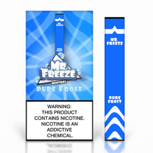 Mr. Freeze Disposable - Pure Frost - 1.3ml / 50mg