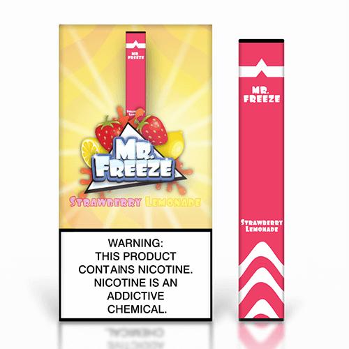 Mr. Freeze Disposable - Strawberry Lemonade - 1.3ml / 50mg